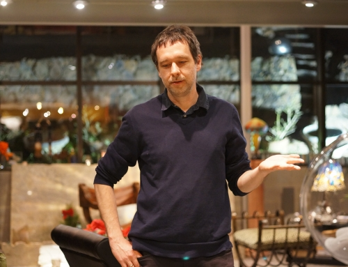 Farewell party for Viktor Varga