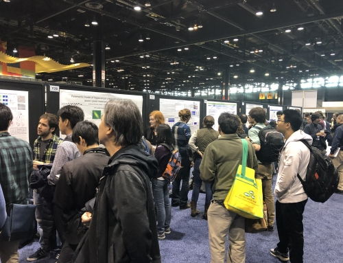 Popular poster session at SfN in Chicago